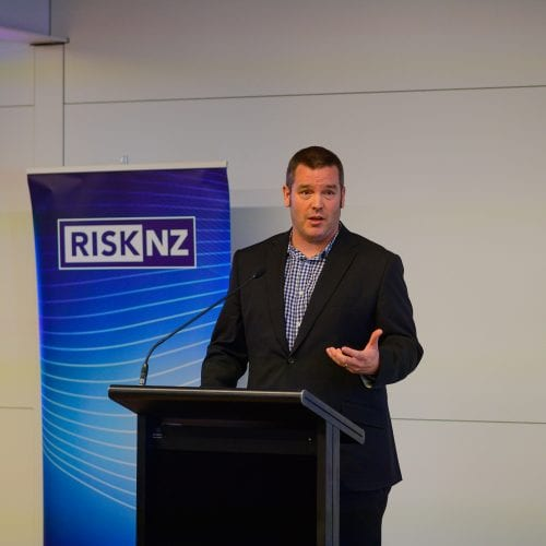 Clayton Hughes, Operational Compliance Lead, Zephyr Airworks. Topic - Beyond Boundaries - The regulatory challenges of an emerging urban air mobility industry and realising the full potential of unmanned aircraft through risk based regulations