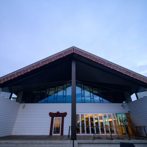 Wharewaka Function Center Wellington