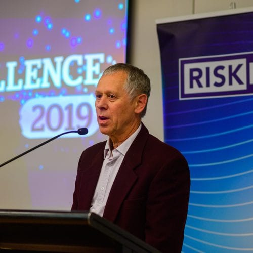 Risk Professional of the Year - Ross Wells (The Treasury)